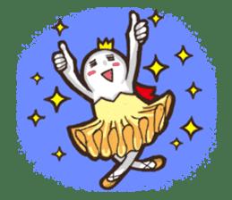 Always a Cheerful-King! sticker #1249239