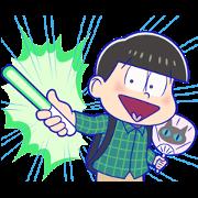 สติ๊กเกอร์ไลน์ Mr.Osomatsu 7: Animated!