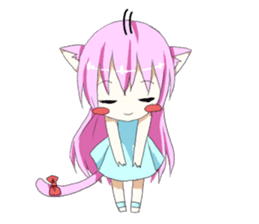 Nekoko sticker #1252305
