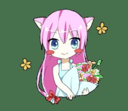 Nekoko sticker #1252315