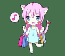 Nekoko sticker #1252316