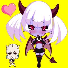 Selfish devil Girl