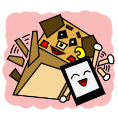 Yu's shi-kun and Shi-kun's smart phone