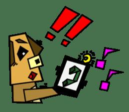Yu's shi-kun and Shi-kun's smart phone sticker #1255145