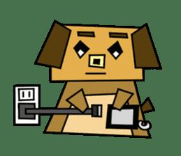 Yu's shi-kun and Shi-kun's smart phone sticker #1255146