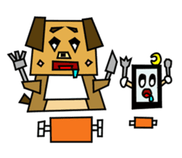 Yu's shi-kun and Shi-kun's smart phone sticker #1255149