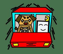 Yu's shi-kun and Shi-kun's smart phone sticker #1255157