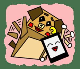 Yu's shi-kun and Shi-kun's smart phone sticker #1255161