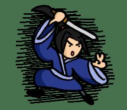 Kung Fu Guy sticker #1256605