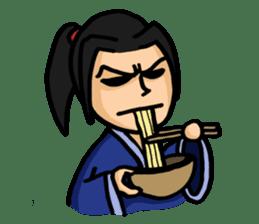 Kung Fu Guy sticker #1256617