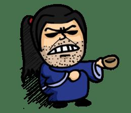 Kung Fu Guy sticker #1256619