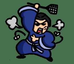 Kung Fu Guy sticker #1256627