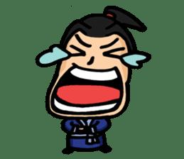 Kung Fu Guy sticker #1256635