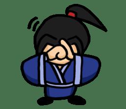 Kung Fu Guy sticker #1256636