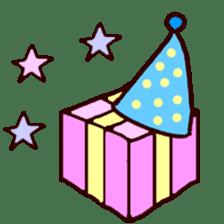 HAPPY BIRTHDAY! sticker #1257297