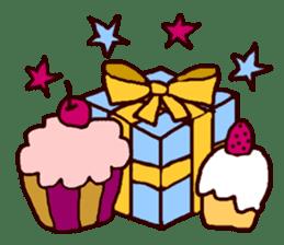 HAPPY BIRTHDAY! sticker #1257299