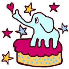 HAPPY BIRTHDAY! sticker #1257313