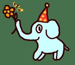 HAPPY BIRTHDAY! sticker #1257314