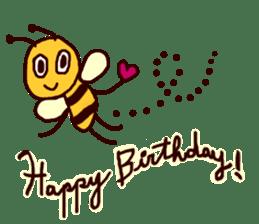 HAPPY BIRTHDAY! sticker #1257316