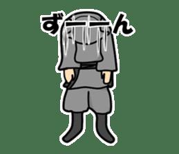 Main is kurokosan sticker #1257612