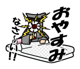 Main is kurokosan sticker #1257623
