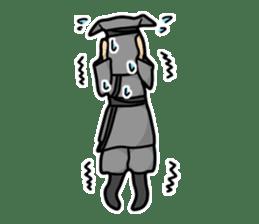 Main is kurokosan sticker #1257636