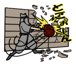Main is kurokosan sticker #1257640