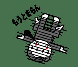 Sidepart Hairstyle Rabbit sticker #1258037
