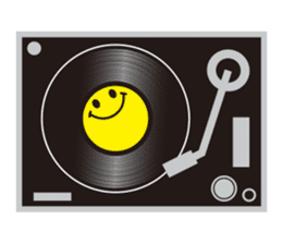 Vinyl Smile sticker #1265938