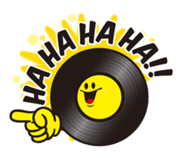 Vinyl Smile sticker #1265943