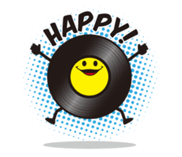 Vinyl Smile sticker #1265946