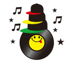Vinyl Smile sticker #1265951