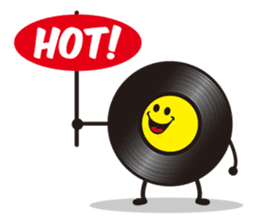 Vinyl Smile sticker #1265965
