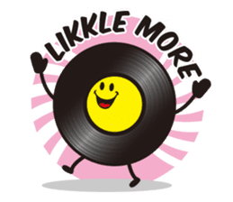Vinyl Smile sticker #1265968