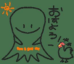 Obake no Nyon sticker #1268056
