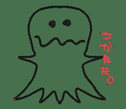 Obake no Nyon sticker #1268083