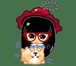 Li Lua & Lhun Lhun sticker #1268855