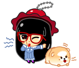 Li Lua & Lhun Lhun sticker #1268857