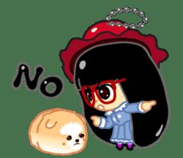 Li Lua & Lhun Lhun sticker #1268861