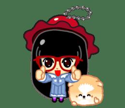 Li Lua & Lhun Lhun sticker #1268873