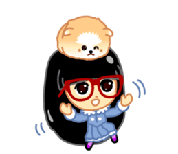 Li Lua & Lhun Lhun sticker #1268875