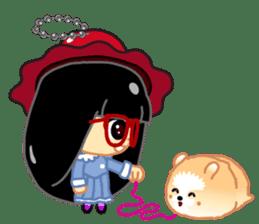 Li Lua & Lhun Lhun sticker #1268876