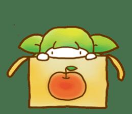Little leaf sticker #1270594