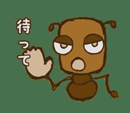 Mushi-kun Insecta Message sticker #1272543