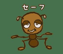 Mushi-kun Insecta Message sticker #1272548