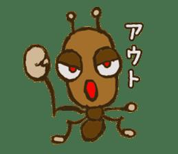Mushi-kun Insecta Message sticker #1272549