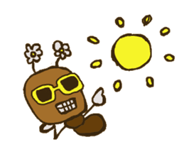 Mushi-kun Insecta Message sticker #1272553