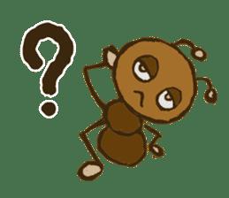 Mushi-kun Insecta Message sticker #1272559