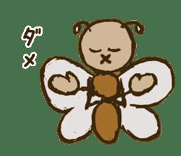 Mushi-kun Insecta Message sticker #1272562