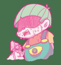 szutzu - about Life sticker #1276816